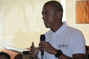 Coach Ige Lopez tells us how Suunto Ambit powered his TNF 100 Trail Run.