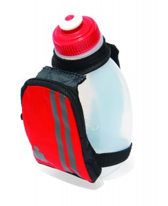 FUELBELT Ironman Collection - Sprint Red Carbon = P495
